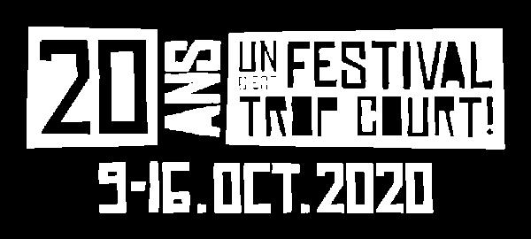 Logo UFCTC 2020 - Blanc